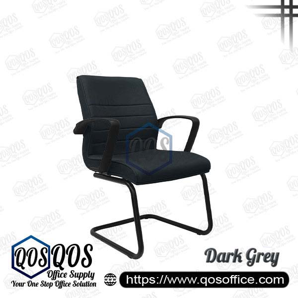 Office Chair Executive Chair QOS-CH254S Dark Grey