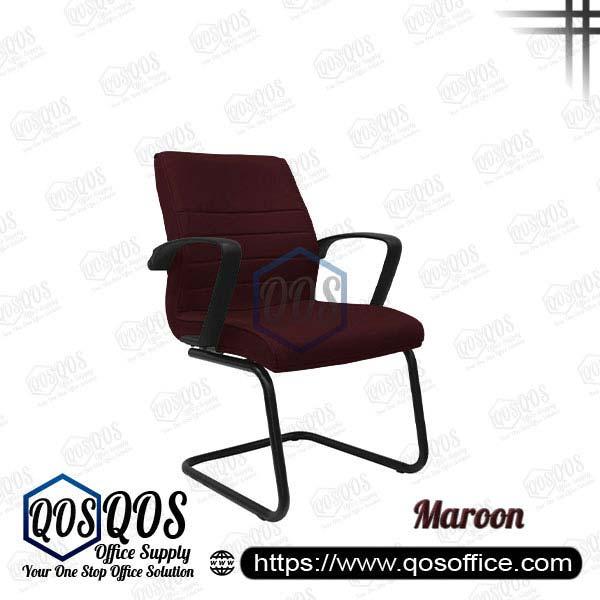 Office Chair Executive Chair QOS-CH254S Maroon