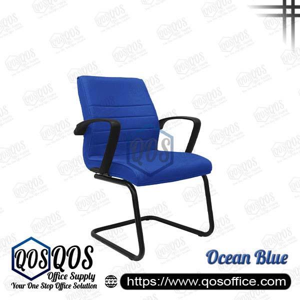 Office Chair Executive Chair QOS-CH254S Ocean Blue