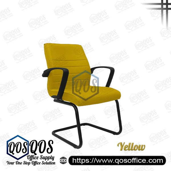 Office Chair Executive Chair QOS-CH254S Yellow