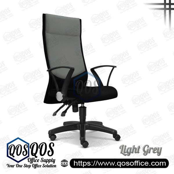 Office Chair Executive Chair QOS-CH2581H Light Grey