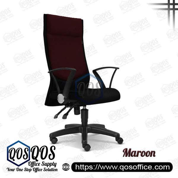 Office Chair Executive Chair QOS-CH2581H Maroon