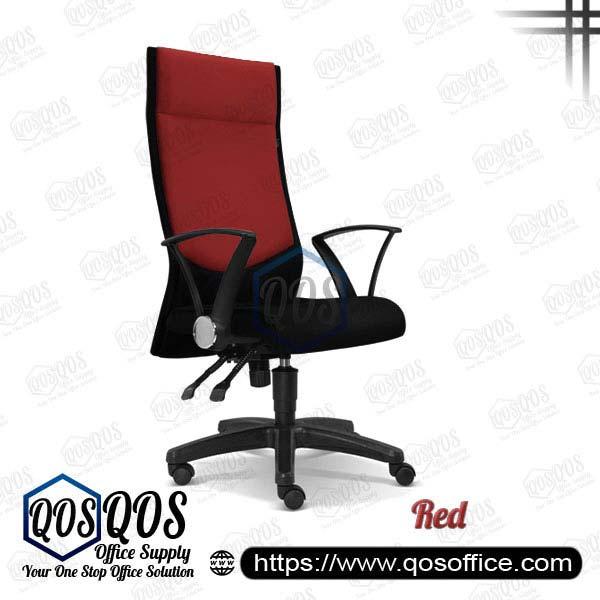 Office Chair Executive Chair QOS-CH2581H Red