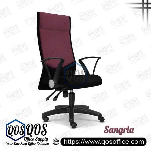 Office Chair Executive Chair QOS-CH2581H Sangria