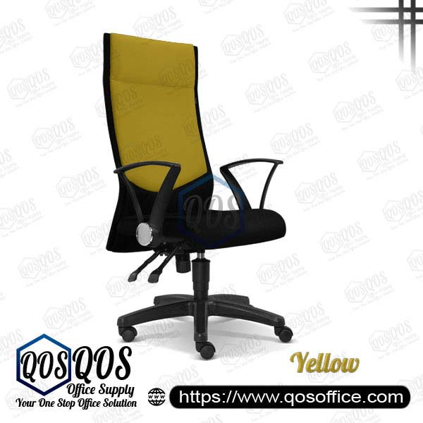 Office Chair Executive Chair QOS-CH2581H Yellow