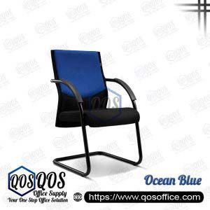 Office Chair Executive Chair QOS-CH2585S Ocean Blue