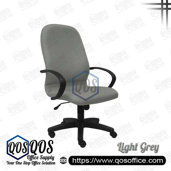 Office Chair Executive Chair QOS-CH281H Light Grey