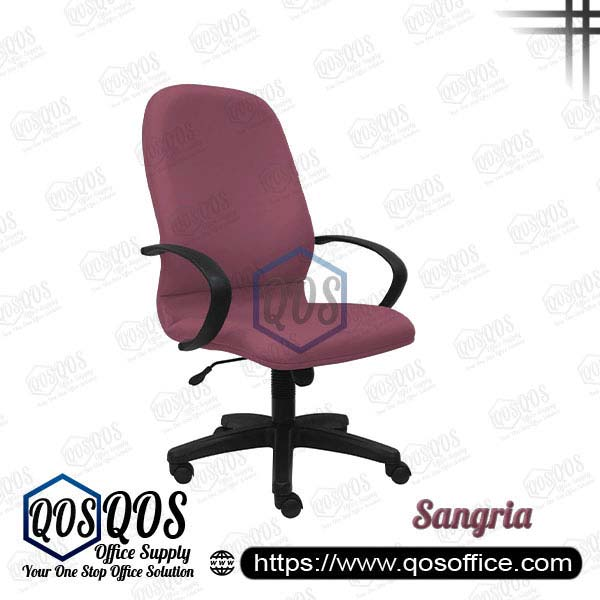 Office Chair Executive Chair QOS-CH281H Sangria