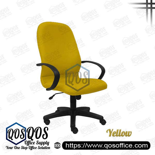 Office Chair Executive Chair QOS-CH281H Yellow