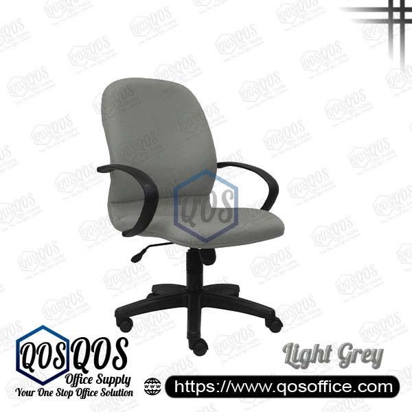 Office Chair Executive Chair QOS-CH282H Light Grey