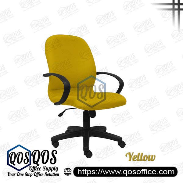 Office Chair Executive Chair QOS-CH282H Yellow