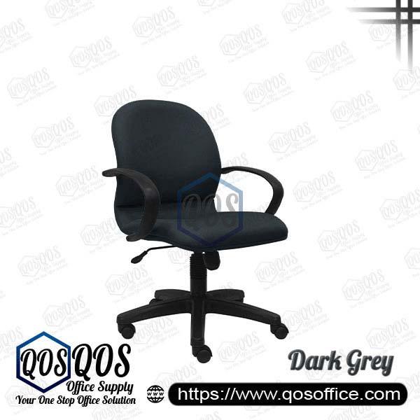 Office Chair Executive Chair QOS-CH283H Dark Grey