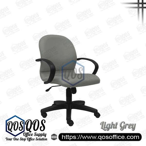 Office Chair Executive Chair QOS-CH283H Light Grey