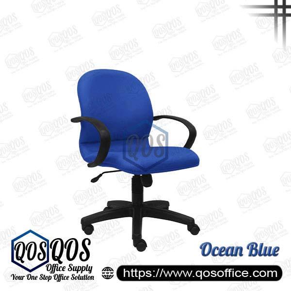 Office Chair Executive Chair QOS-CH283H Ocean Blue