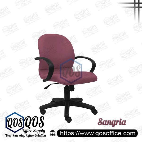 Office Chair Executive Chair QOS-CH283H Sangria