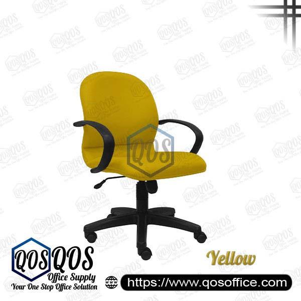 Office Chair Executive Chair QOS-CH283H Yellow