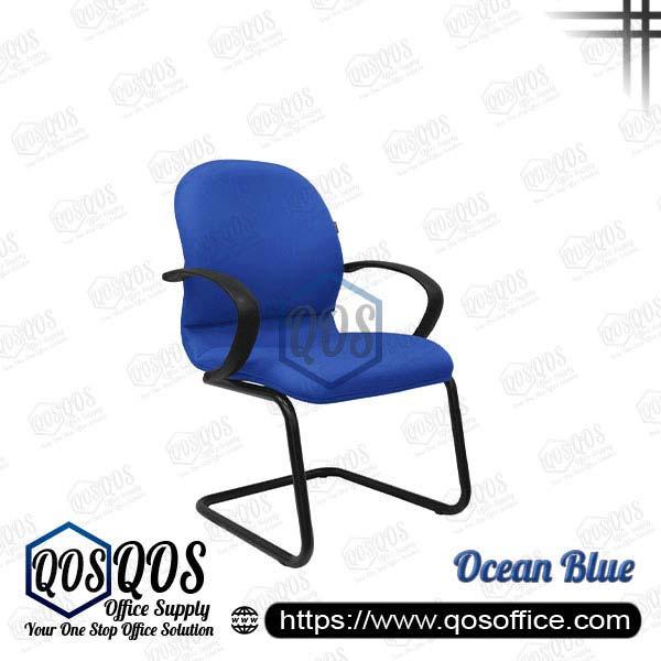Office Chair Executive Chair QOS-CH284S Ocean Blue