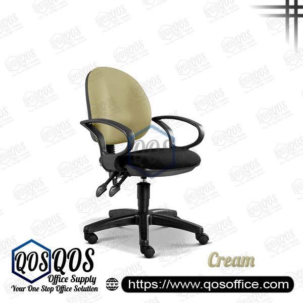 Office Chair Secretary Chair QOS-CH248H Cream