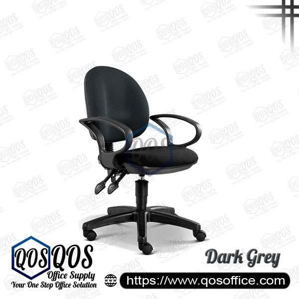 Office Chair Secretary Chair QOS-CH248H Dark Grey