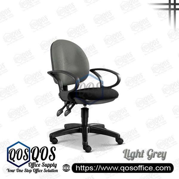 Office Chair Secretary Chair QOS-CH248H Light Grey