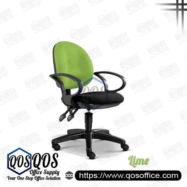 Office Chair Secretary Chair QOS-CH248H Lime