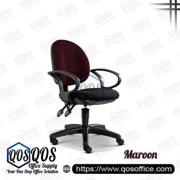 Office Chair Secretary Chair QOS-CH248H Maroon