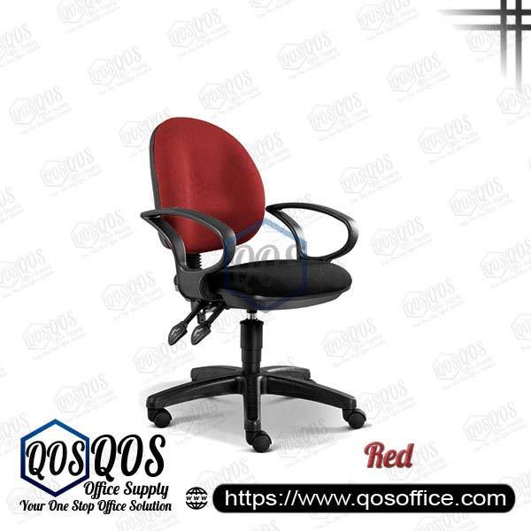Office Chair Secretary Chair QOS-CH248H Red