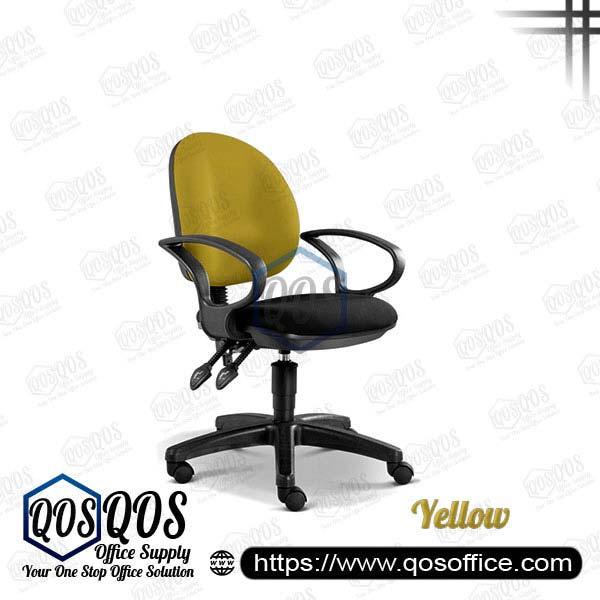 Office Chair Secretary Chair QOS-CH248H Yellow