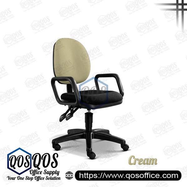 Office Chair Secretary Chair QOS-CH258H Cream