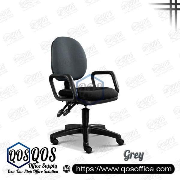 Office Chair Secretary Chair QOS-CH258H Grey