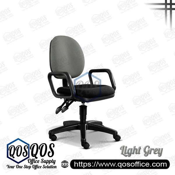 Office Chair Secretary Chair QOS-CH258H Light Grey