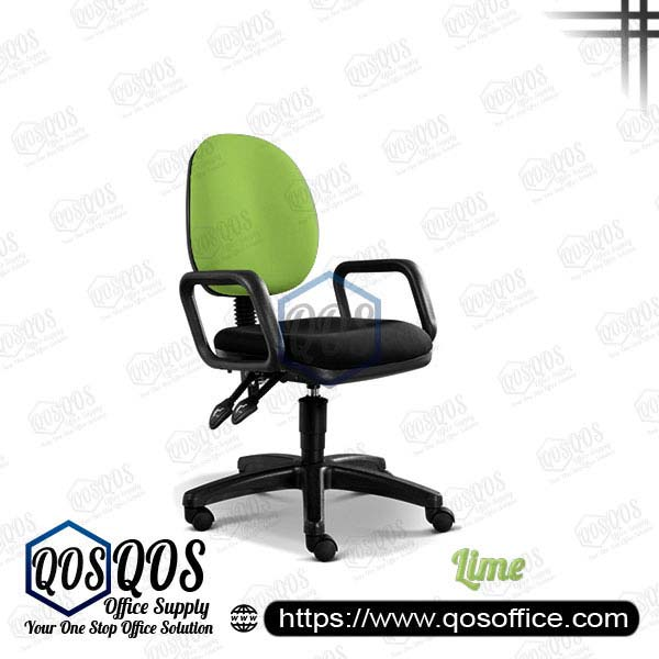 Office Chair Secretary Chair QOS-CH258H Lime