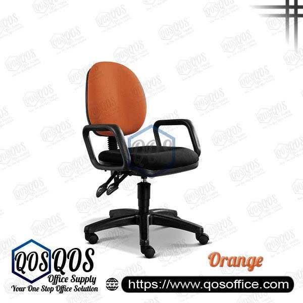 Office Chair Secretary Chair QOS-CH258H Orange