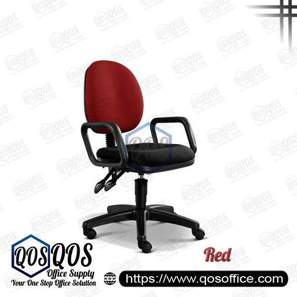 Office Chair Secretary Chair QOS-CH258H Red