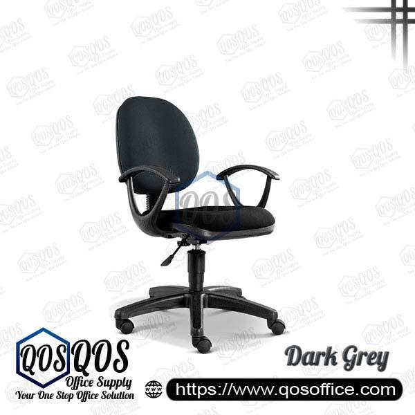 Office Chair Secretary Chair QOS-CH278H Dark Grey
