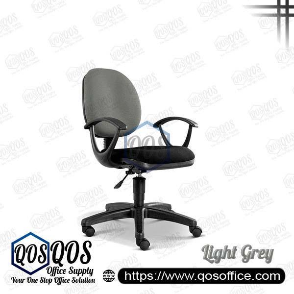 Office Chair Secretary Chair QOS-CH278H Light Grey