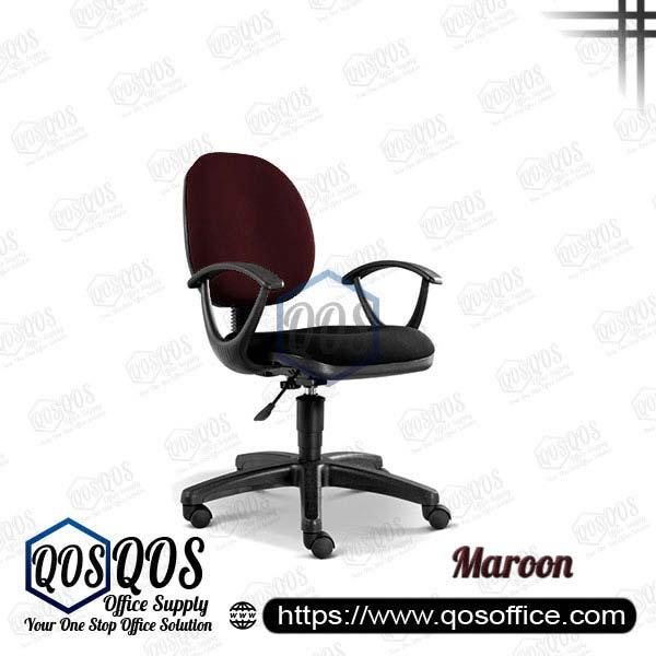 Office Chair Secretary Chair QOS-CH278H Maroon