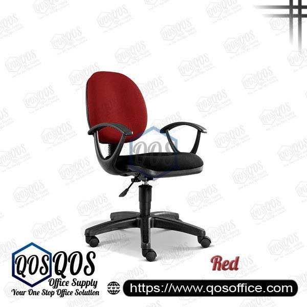 Office Chair Secretary Chair QOS-CH278H Red