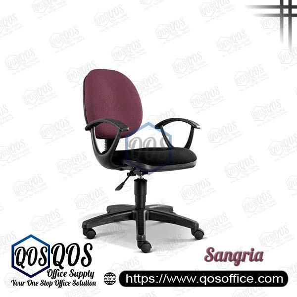 Office Chair Secretary Chair QOS-CH278H Sangria