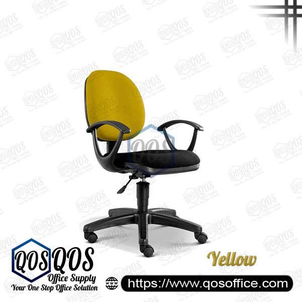 Office Chair Secretary Chair QOS-CH278H Yellow