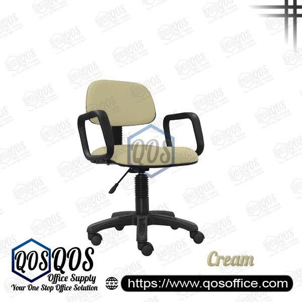 Office Chair Secretary Chair QOS-CH411HA Cream