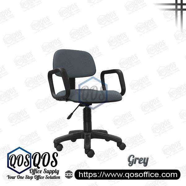 Office Chair Secretary Chair QOS-CH411HA Grey
