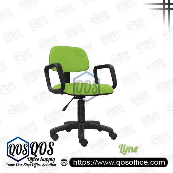 Office Chair Secretary Chair QOS-CH411HA Lime