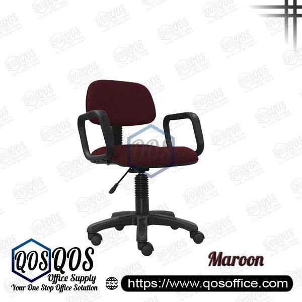 Office Chair Secretary Chair QOS-CH411HA Maroon