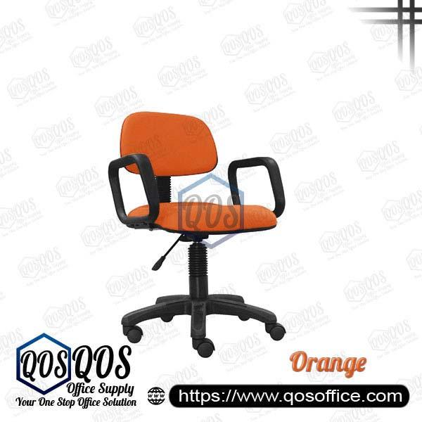 Office Chair Secretary Chair QOS-CH411HA Orange