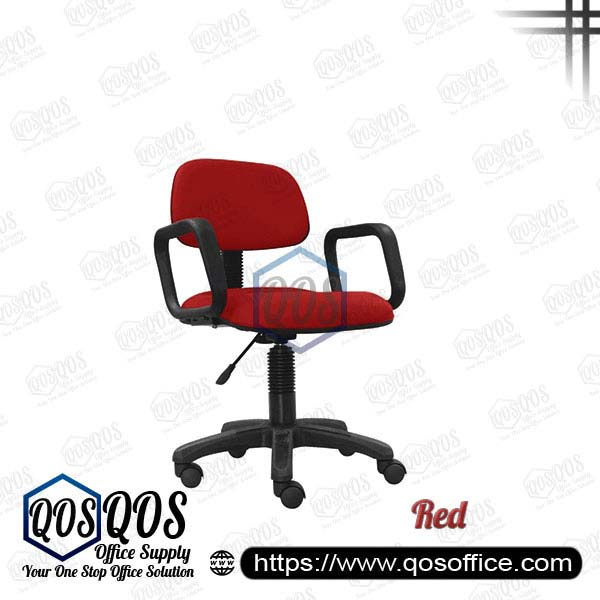 Office Chair Secretary Chair QOS-CH411HA Red