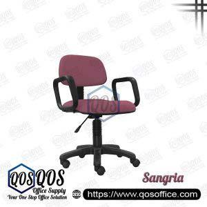 Office Chair Secretary Chair QOS-CH411HA Sangria