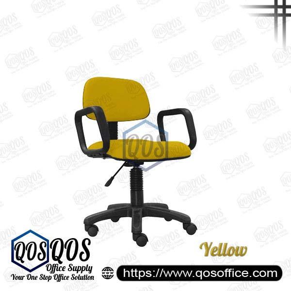 Office Chair Secretary Chair QOS-CH411HA Yellow