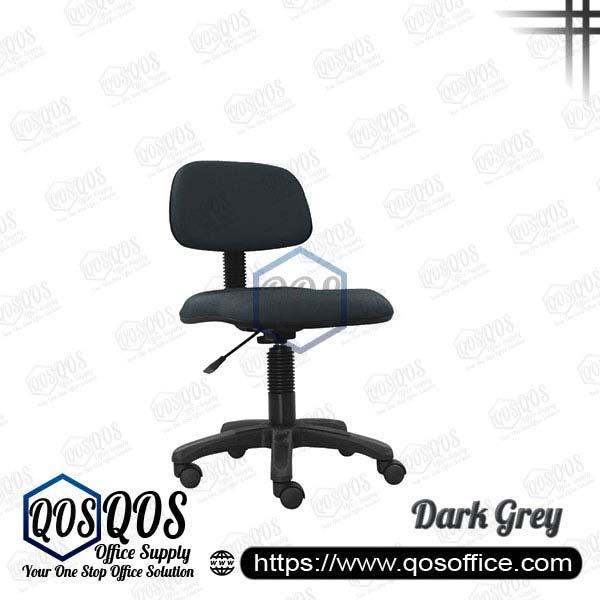 Office Chair Secretary Chair QOS-CH412H Dark Grey
