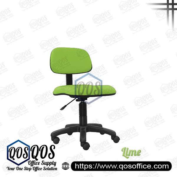 Office Chair Secretary Chair QOS-CH412H Lime
